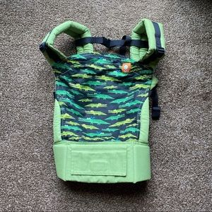 Tula Baby Carrier In Later Gator